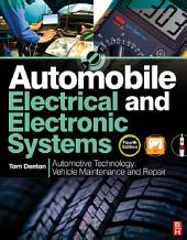 Automobile Electrical and Electronic Systems: Edition 4