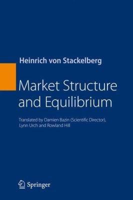 Market Structure and Equilibrium