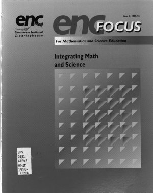 Integrating Math and Science PDF