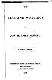 The life and writings of Mrs. Harriet Newell
