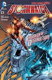 Stormwatch (2012-) #18