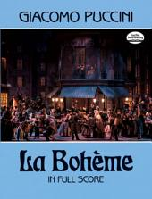 La Bohème in Full Score