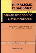 el humanismo pedagologico PDF