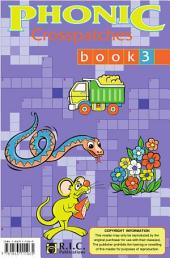 Phonic Crosspatches: Book 3
