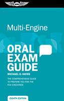 Multi Engine Oral Exam Guide PDF
