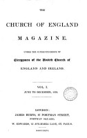 The Church of England magazine  afterw   The Church of England and Lambeth magazine PDF