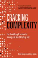 Cracking Complexity PDF
