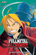 Fullmetal Alchemist  3 in 1 Edition   Vol  1