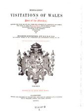 Heraldic Visitations of Wales and Part of the Marches, Between the Years 1586 and 1613; Ed. with Notes by Samuel Rush Meyrick: Volume 2