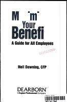 Maximize Your Benefits PDF