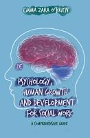Psychology  Human Growth and Development for Social Work PDF