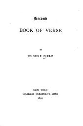 Second Book of Verse