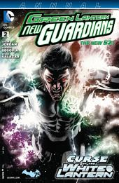 Green Lantern: New Guardians (2011- ) Annual #2