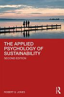 The Applied Psychology of Sustainability PDF
