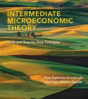 Intermediate Microeconomic Theory PDF