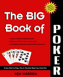 Download The Big Book of Poker Book