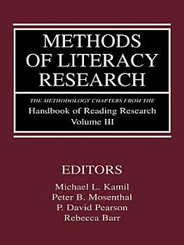 Methods of Literacy Research PDF