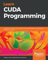 Learn CUDA Programming PDF