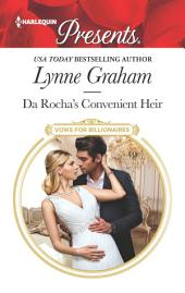 Da Rocha's Convenient Heir: A Billionaire Baby Romance