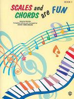 Scales and Chords Are Fun  Book 1  Major  PDF