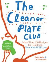 The Cleaner Plate Club PDF