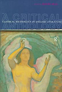 Classical Mythology in English Literature Book