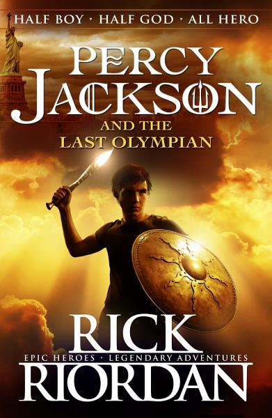 Download Percy Jackson and the Last Olympian  Book 5  Book