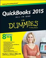QuickBooks 2015 All in One For Dummies PDF