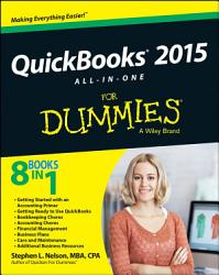 Quickbooks 2015 All In One For Dummies Book PDF