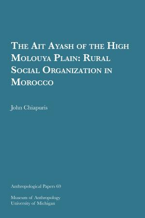 The Ait Ayash of the High Moulouya Plain