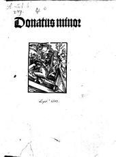 Donatus minor