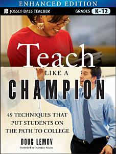 Teach Like a Champion  Enhanced Edition Book