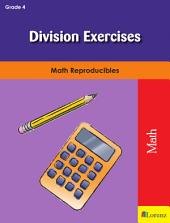 Division Exercises: Math Reproducibles