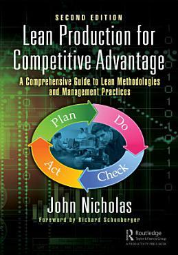 Lean Production for Competitive Advantage PDF