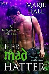 Her Mad Hatter: Fairy Tale Bad Boys, Book 1