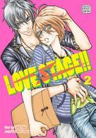 Love Stage    Vol  2  Yaoi Manga  PDF