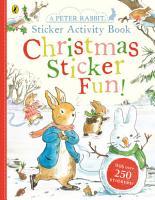 Peter Rabbit Christmas Fun Sticker Activity Book PDF