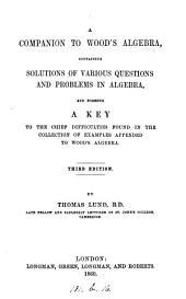 A companion to Wood's Algebra
