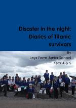 Disaster in the night: Diaries of Titanic survivors