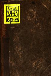 Die Mohicaner von Paris: Von Alexander Dumas. Aus dem Französischen von August Zoller, Bände 9-12