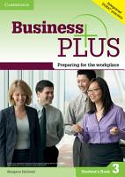 Business Plus Level 3 Student s Book PDF