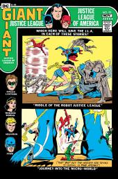 Justice League of America (1960-) #93
