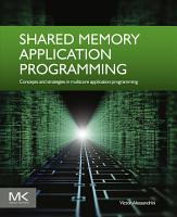 Shared Memory Application Programming PDF