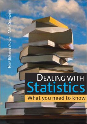 Dealing With Statistics  What You Need To Know PDF