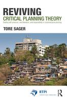 Reviving Critical Planning Theory PDF