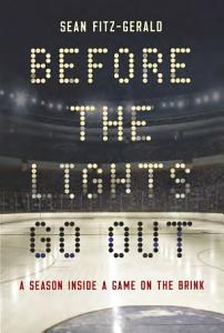 Before the Lights Go Out Book