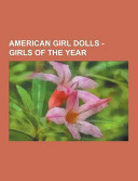 American Girl Dolls   Girls of the Year PDF