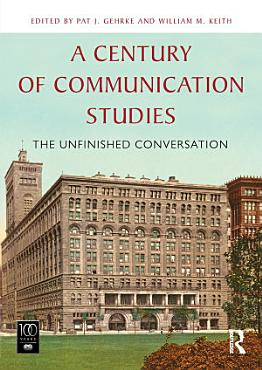 A Century of Communication Studies PDF