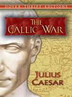 The Gallic War PDF