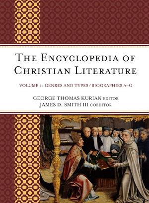 The Encyclopedia of Christian Literature PDF